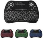 Mini Trådlöst tangentbord till Smart-TV / Smartphones - lyse