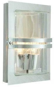 Norlys Basel 660 utelampe galvanisert stål-3185393-13996271960116 Taklampe / Vegglampe