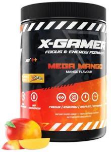 X-Gamer X-Tubz - Mega Mango 600g (mango) - 60 porsjoner XG-XTU-4.0-MEG-1-A