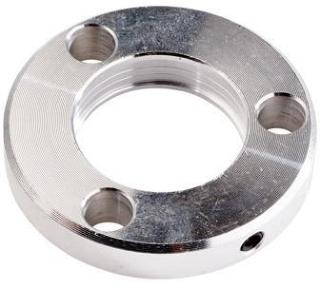 K&M 24613 Rigging, 1 pcs. guy wire ring, aluminum,ø 65 x 12 mm