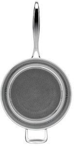 Heirol Steelsafe wokpanne 28 cm