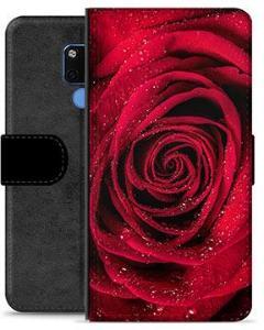 Huawei Mate 20 Premium Lommebok-deksel - Rose