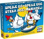 Speile Egg Brettspill Hvem får speilet eggene sine først?