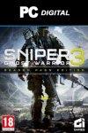Sniper Ghost Warrior 3 Season Pass Edition DLC PC CI Games