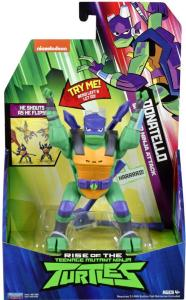 Teenage Mutant Ninja Turtles Deluxe Ninja Attack figur - Donatello - 14 cm