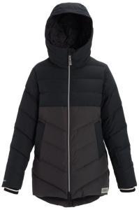 Burton Women's Loyle Down Jacket, Trueblack/Phantom, S
