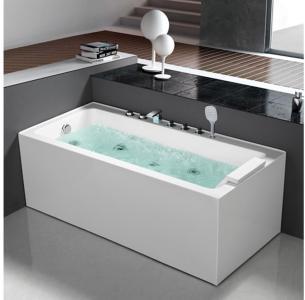 Bathlife Pusta Boblebad 150 cm Høyre - 150 cm Høyre