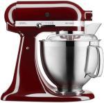 KitchenAid Artisan Stand Mixer 4,8L Purpurrot