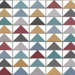 Flis Borgo Multicolor 10x20 cm