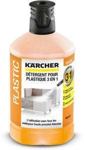 Kärcher plastrengjøringsmiddel 3-i-1 liter Kärcher