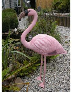 Ubbink Flamingo Hagedam Ornament - Plast