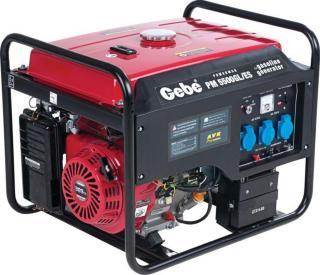 Gebe Powerman strømaggregat 5500 GL/ES m/elektrisk start