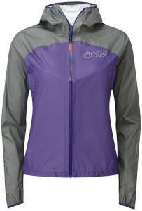 OMM Halo Jacket Dame purple/grey S 2019 Løpejakker