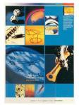 Esselte Omslag standard tekstur 160my A4 (100) 54870