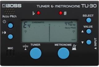 Boss TU-30 Tuner&Metronome