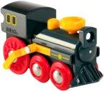 BRIO Damplokomotiv Unisex