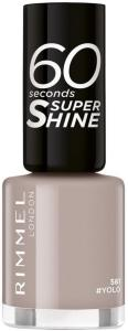 Rimmel London 60 Seconds Super Shine 561 Yolo 8ml