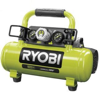 Kompressor Ryobi R18Ac-0 One+ 18V Uten Batteri