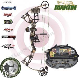 Martin Archery Martin Archery Compound bue- EXILE - komplett pakketilbud