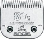 Andis Skjær ultra edge blad no 8 1/2,8 mm