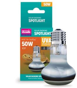 Arcadia Solar Basking Spotlight 50W