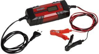 HAMRON Batterilader 6/12V 4A 120Ah