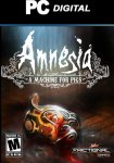 Amnesia: A Machine For Pigs PC Frictional Games