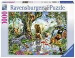 In the Jungle 1000 biter Puslespill Ravensburger Puzzle