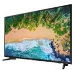 Samsung UE65NU7099U - 65 Klasse 7 Series LED TV - Smart TV - 4K UHD (2160p) 3840 x 2160 - HDR - UHD dimming - skinnende svart