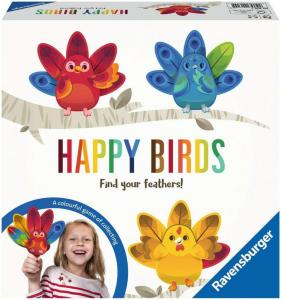 Happy Birds Brettspill