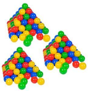 knorr® leketøy ballsett 300 stk, farget