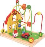 Labyrint for baby - gården