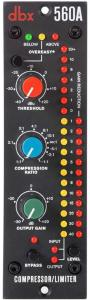 dbx 560A - kompressor/limiter modul