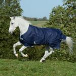 Regndekken Bucas Freedom Turnout Light 85 cm Navy/Silver