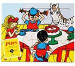 Pippi Långstrump Pippi Rammepuslespill 15 Bite
