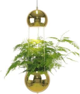 Planter Messing Pendel Globen Lighting