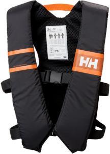 Helly hansen redningsvest comfort compact 70-90+kg svart