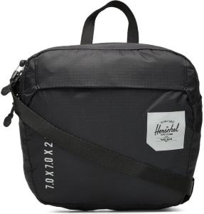 Herschel Ultralight Crossbody -Black Skulderveske Veske Svart Herschel Men