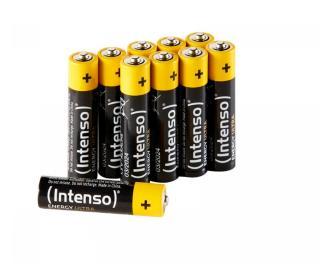 Intenso AAA Batterier - 10 Pakke