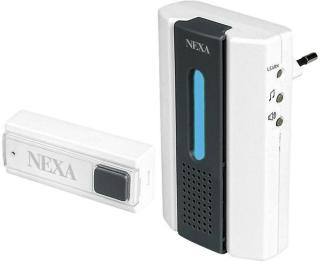 NEXA Trådløs dørklokke LMLR-710