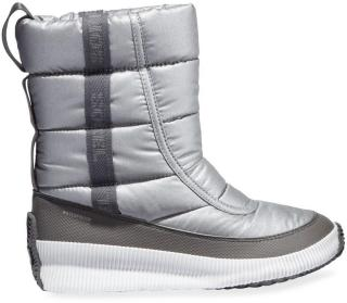 Sorel Out'n About Puffy Mid vintersko dame 034 Pure Silver 41 2019