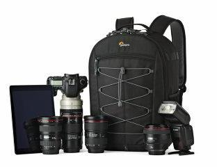 Lowepro Photo Classic BP 300 AW Sort