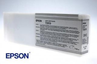 EPSON Pro 11880 blekkpatron 700ml - Light Black (T5919)
