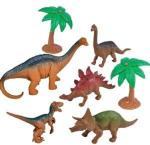 Redbox Playset Dinosaur 7 pcs 3 - 7 år
