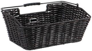 Unix Mateo Rear Wheel Basket black  2020 Sykkelkurver til bagasjebrett