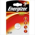 Energizer CR2025 Batteri 1-pack 3V knappcelle, lithium (637987)