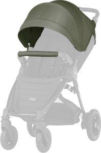 Britax B-motion 4 Plus Kalesje Kit - Olive Green Style vognen etter egen smak og stil!