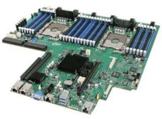Intel Server Board Hovedkort - Intel C624 - Intel Socket P socket - DDR4 RAM - S2600WFT