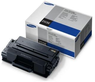 Samsung Toner Sort MLT-D203E Ekstra Høykapasitet (10.000 sider) SU885A