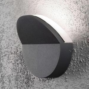 Matera - LED utendørs vegglampe som lyser oppover